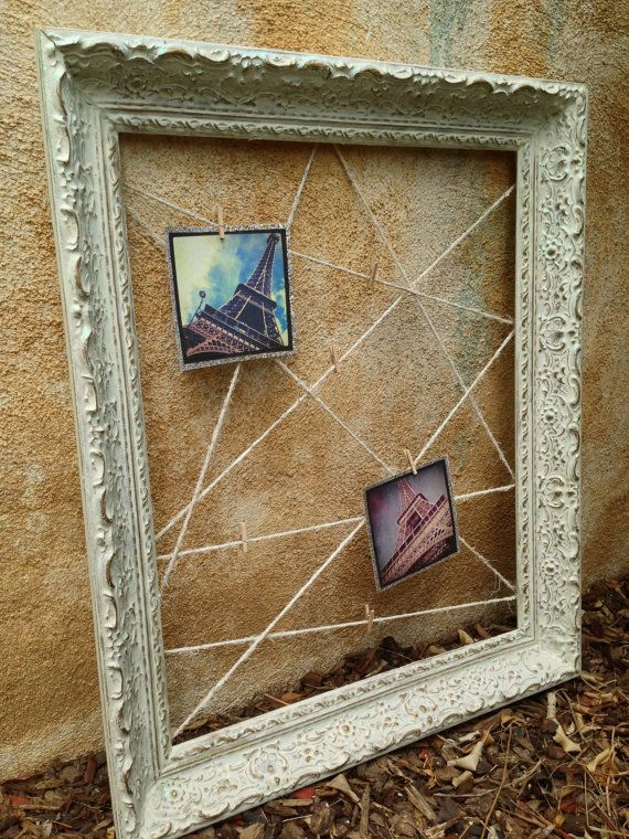 6 Creative Picture Frame Ideas! – West Avenue