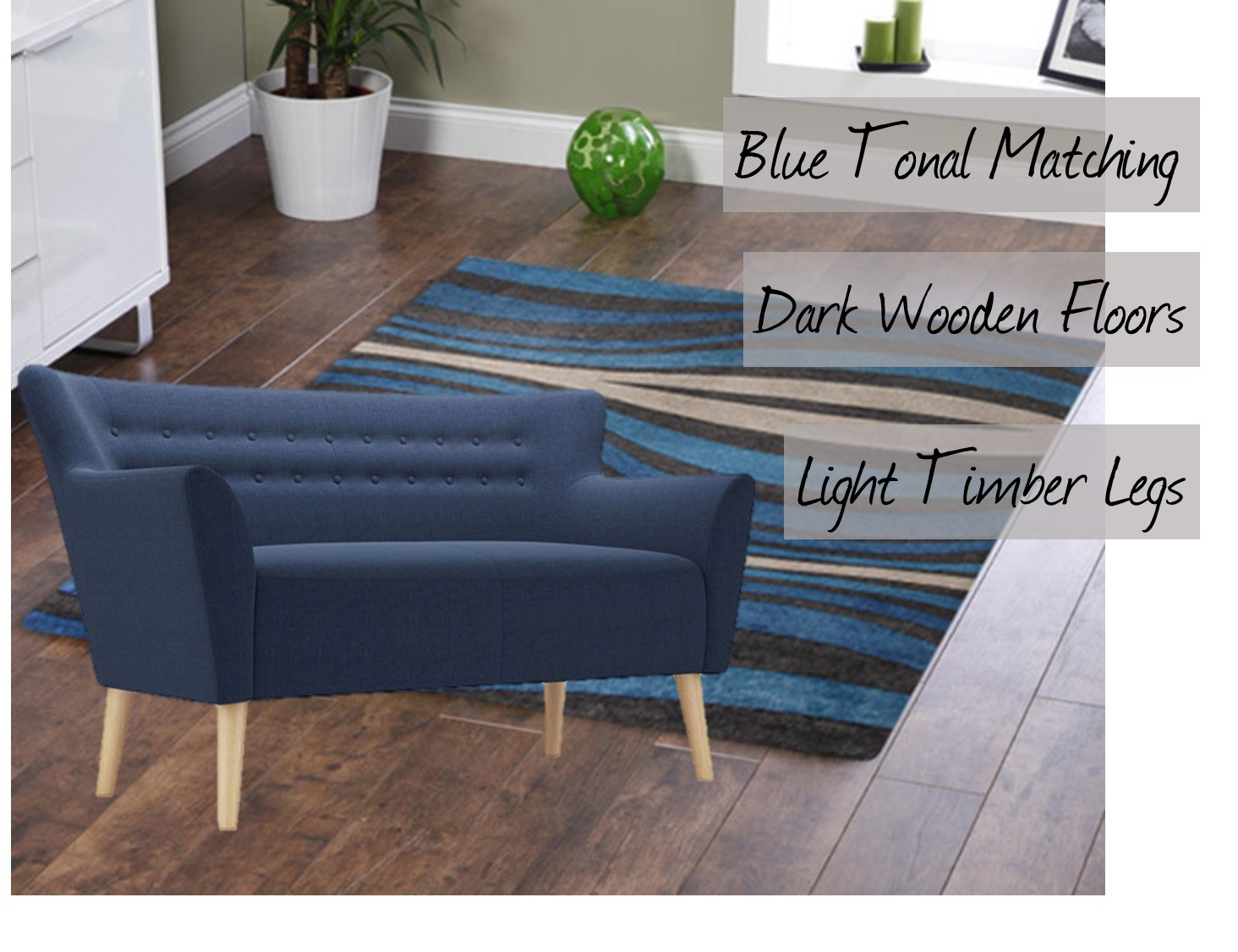 Marvelous How To Pair Rugs And Sofa Sets West Avenue Evergreenethics Interior Chair Design Evergreenethicsorg
