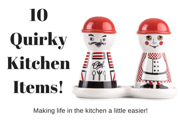 10 quirky kitchen items west avenue for Quirky kitchen items